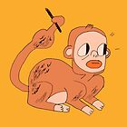 Lil Monkey by slugspoon