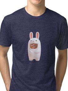 Trump bun Tri-blend T-Shirt