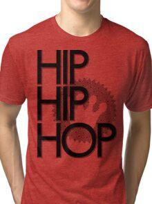 Hip Hip Hop [Mayan Logo] | FTS Tri-blend T-Shirt