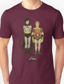 The Adventures of Hat-man and John the Boy Wonder T-Shirt