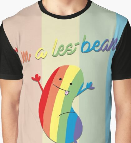 Les-bean Graphic T-Shirt