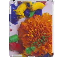 Orange Eton Mess iPad Case/Skin