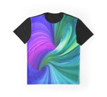 Twisting Forms #1 Graphic T-Shirt