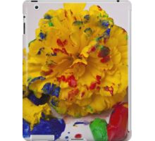 Yellow Eton Mess iPad Case/Skin