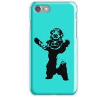 Diver Bear iPhone Case/Skin