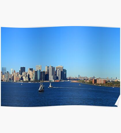 New York City photography Poster