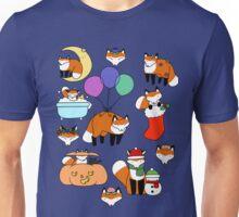Foxes! Unisex T-Shirt