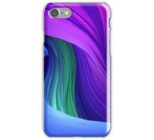 Twisting Forms #3 iPhone Case/Skin