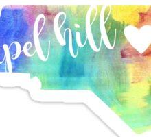 Chapel Hill Sticker