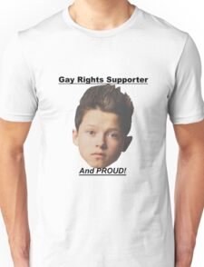Jacob Sartorius Gay Rights Supporter Unisex T-Shirt