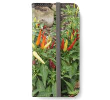 Peppers 2 iPhone Wallet/Case/Skin