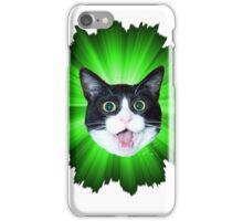 Shocked Cat iPhone Case/Skin