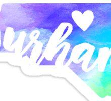 Durham Sticker