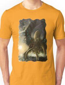 kraken big Unisex T-Shirt
