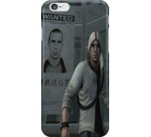 Desmond Miles Wanted! iPhone Case/Skin