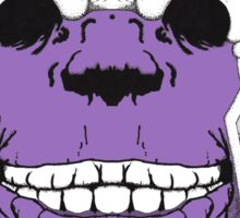 Thanos in colour  Sticker