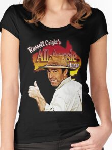russell coight Women's Fitted Scoop T-Shirt