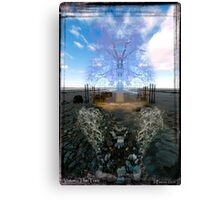 Vision: The Tree Canvas Print