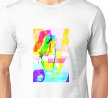 Kelly Kapowski Glitch Unisex T-Shirt