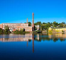 New England town... by bostonrache
