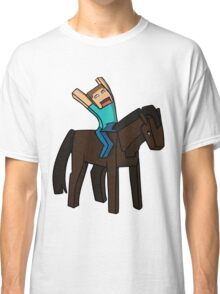 Horse Rider Classic T-Shirt