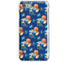 Bubbly (dark) iPhone Case/Skin