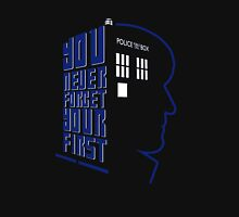 You Never Forget Your First - Doctor Who 2 Patrick Troughton Unisex T-Shirt