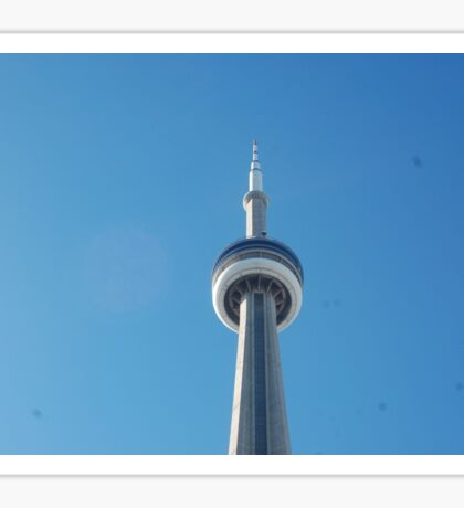 CN tower Sticker