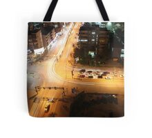 Aerial Intersection Tote Bag