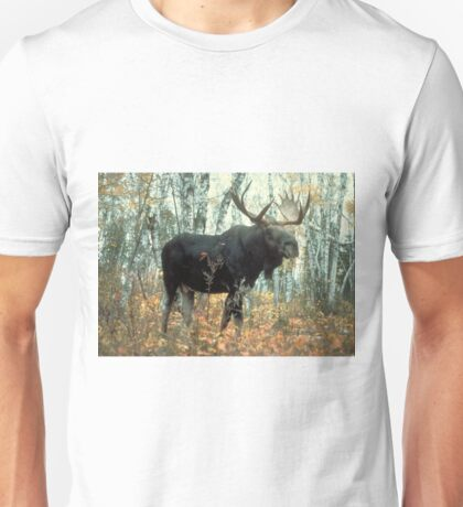 Huge Moose  Unisex T-Shirt
