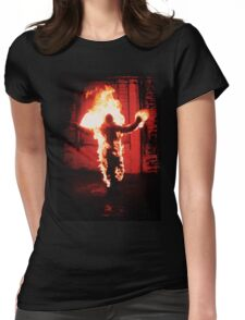 Radioactive Clothing REB  Womens Fitted T-Shirt