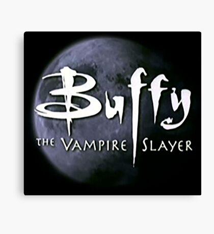 Buffy  Canvas Print