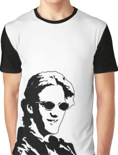 99 Dylan BW Graphic T-Shirt
