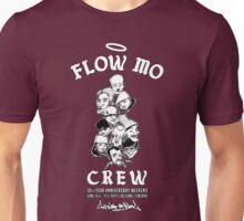"""Flow Mo 10th Year Anniversary """"CREW"""" Shirt Unisex T-Shirt"""