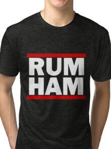 Rum Ham - It's Always Sunny in Philadelphia Tri-blend T-Shirt