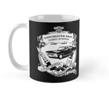 WINCHESTER BROS FAMILY BUSINESS - SAVING PEOPLE HUNTING THINGS SINCE 1983 Mug