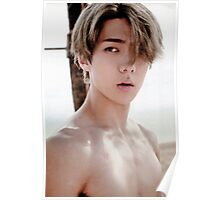 Sehun Exo Dear Happiness Poster