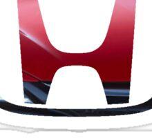 Honda Logo - NSX Sticker