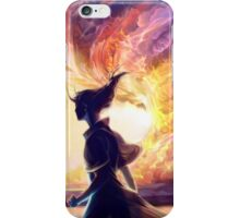 Guided by Storms iPhone Case/Skin