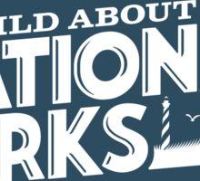 I'm Wild For the National Parks: Sea Birds Sticker