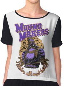 Mound-Makers Covenant Chiffon Top