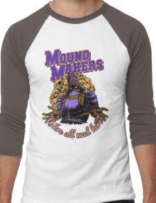 Mound-Makers Covenant Men's Baseball ¾ T-Shirt