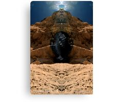 Secrets: The Tomb Canvas Print