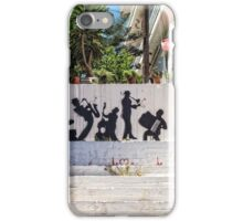 Street Musicians iPhone Case/Skin