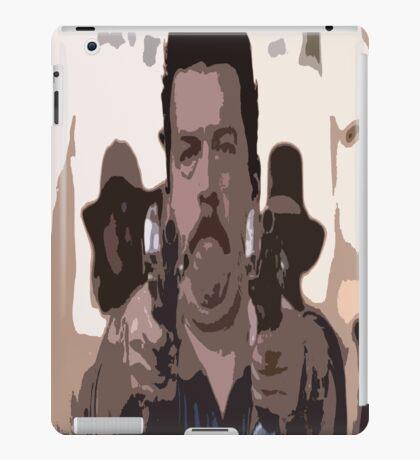 NEAL GAMBY VICE PRINCIPAL FAN ART iPad Case/Skin