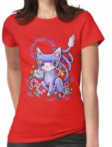 Glameow Womens Fitted T-Shirt