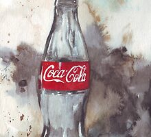 Coke by HelgaMcLeod