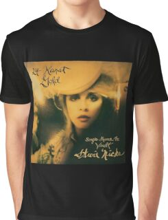 STEVIE NICKS - 24 karat gold tour 2016 Graphic T-Shirt