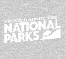 I'm Wild For the National Parks: Mountain Goat One Piece - Long Sleeve