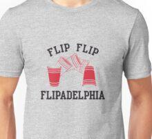 Flipadelphia - It's Always Sunny in Philadelphia Unisex T-Shirt